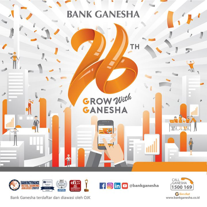 Bank Ganesha 26th